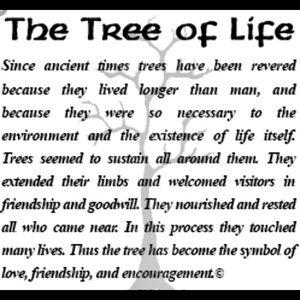 Tree of Life Jewelry - Lapis Lazuli Necklace Tree of Life Pendant Chain